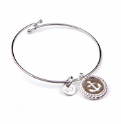 Anchor Beach Bangle