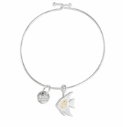 Angel Fish Beach Bangle