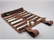 Roll-up Travel Backgammon Set