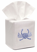 Blue Crab Tissue Box Cover
