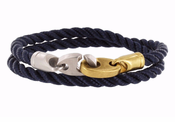 Brak Double Rope Bracelet