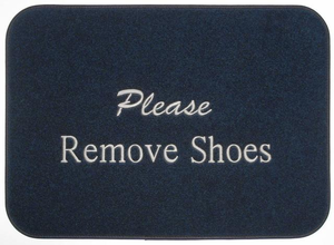 Cape Hatteras Marine Remove Shoes Boat Mat - Click to enlarge