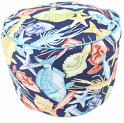Cast Away Pouf
