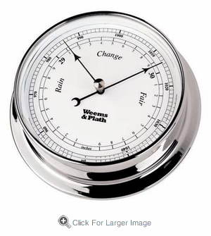 Chrome Endurance 125 Barometer - Click to enlarge