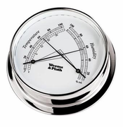 Chrome Endurance 125 Comfortmeter