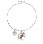 Crab Beach Bangle