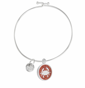 Crab Circle Beach Bangle