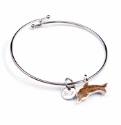 Dolphin Beach Bangle
