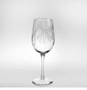 Dragonfly White Wine Glasses