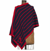 Eco Nautical Stripe Anchor Wrap
