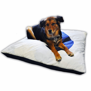 Ella Vickers Sailcloth Dog Bed Cover - Click to enlarge