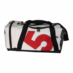Ella Vickers Sailcloth Pet Carrier - Click to enlarge