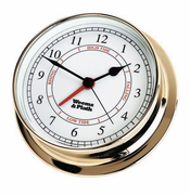 Endurance 125 Brass Time & Tide Clock