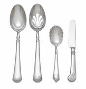 Gloucester Shell 4 Piece Hostess & 3 Piece Serving Set