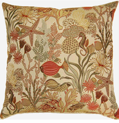 Holy Makerel Coral Pillow