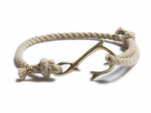 Hook Rope Bracelet - Click to enlarge