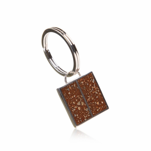Dune Silver Key Chain - Click to enlarge