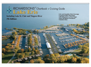 Lake Erie Chartbook, 7th Edition - Click to enlarge