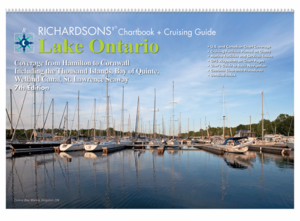 Lake Ontario Chartbook, 7th Edition - Click to enlarge