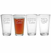 Lake Talk Pub Beer Mug