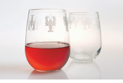 Lobster Pod Stemless Wine
