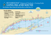 Long Island Sound Waterproof Chartbook, 4th Edition