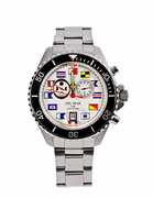 Men's 200M Exclusive Analog Tide Watch