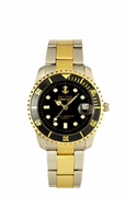 Men's Anchor Dial 200 Meter Water Resistant Watch