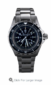 Men's Illuminating Glow Micro Gas Watch - Click to enlarge
