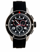 Men's Rugged Sport Chronograph Watch