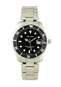 Men's Stainless Steel Classic Dive Watch