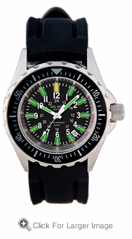 Men's SuperGlow Watch, Read In Any Light - Click to enlarge