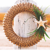 Natural Hampton Wreath