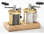 Ocean Reel Salt & Pepper Mills