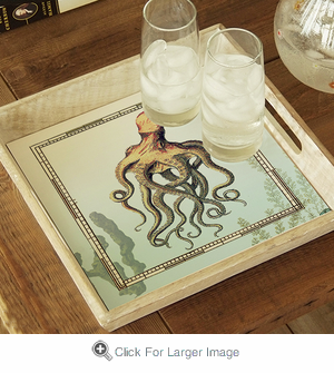 Octopus Tray - Click to enlarge