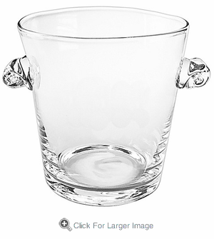 Palm Tree Ice Bucket - Click to enlarge