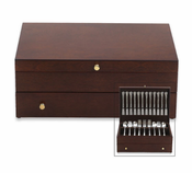 Personalized  Easton Flatware Chest