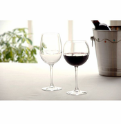 PourSure School of Fish<br > Tulip Wine Glasses - Set of 4
