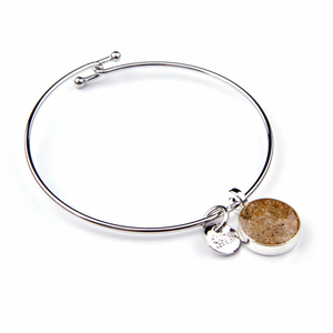 Round Beach Bangle - Click to enlarge