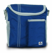 Sailcloth Insulated Lunch Bag