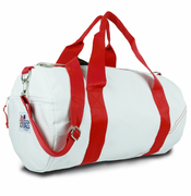 Sailor Bags Medium Round Duffel<br > Free Shipping!