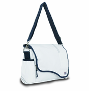 Sailor Bags Sailcloth Messenger Bag<br > Free Shipping!