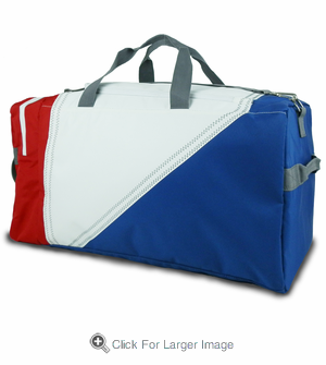 Sailor Bags Tri-Sail Duffel - Click to enlarge