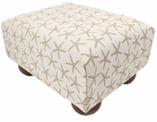 Sand Starfish Footstool