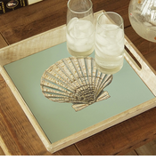 Scallop Shell Tray