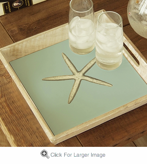 Sea Star Tray - Click to enlarge