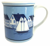 Shard Pottery<br > Coastal Mug Set