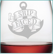 Ship Faced Glasses