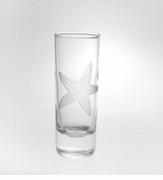 Starfish Cordial Glasses - set of 4