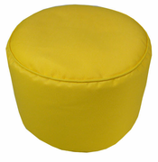 Sunbrella Sunflower Pouf